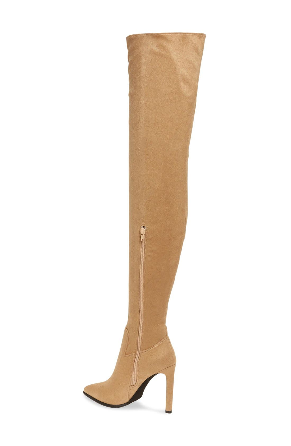 Alternate Image 2  - Jeffrey Campbell 'Sherise' Over the Knee Boot (Women)