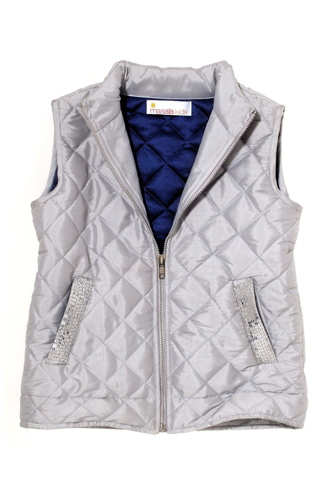 MASALABABY 'Estelle' Quilted Vest