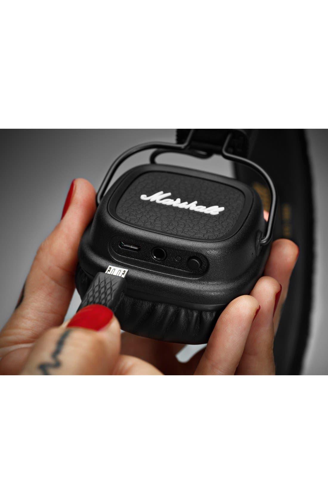 Alternate Image 6  - Marshall Major II Bluetooth® Headphones