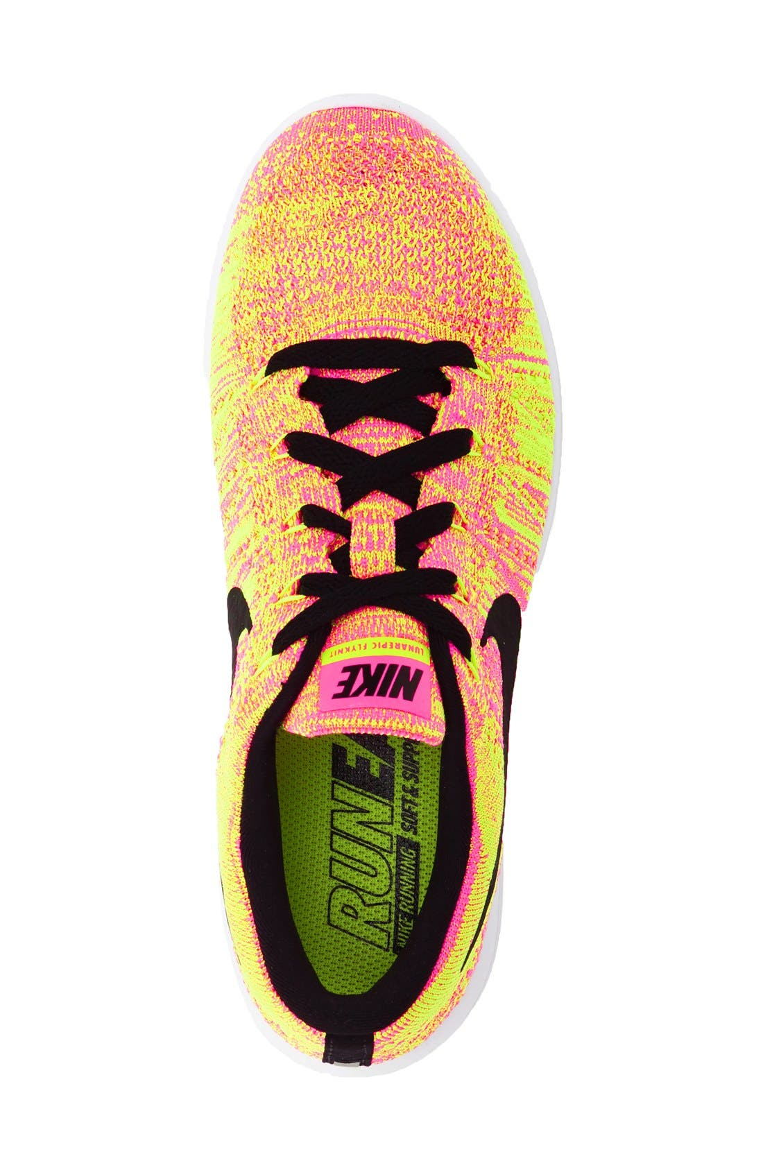 Alternate Image 3  - Nike 'Flyknit LunarEpic' Running Shoe (Women)