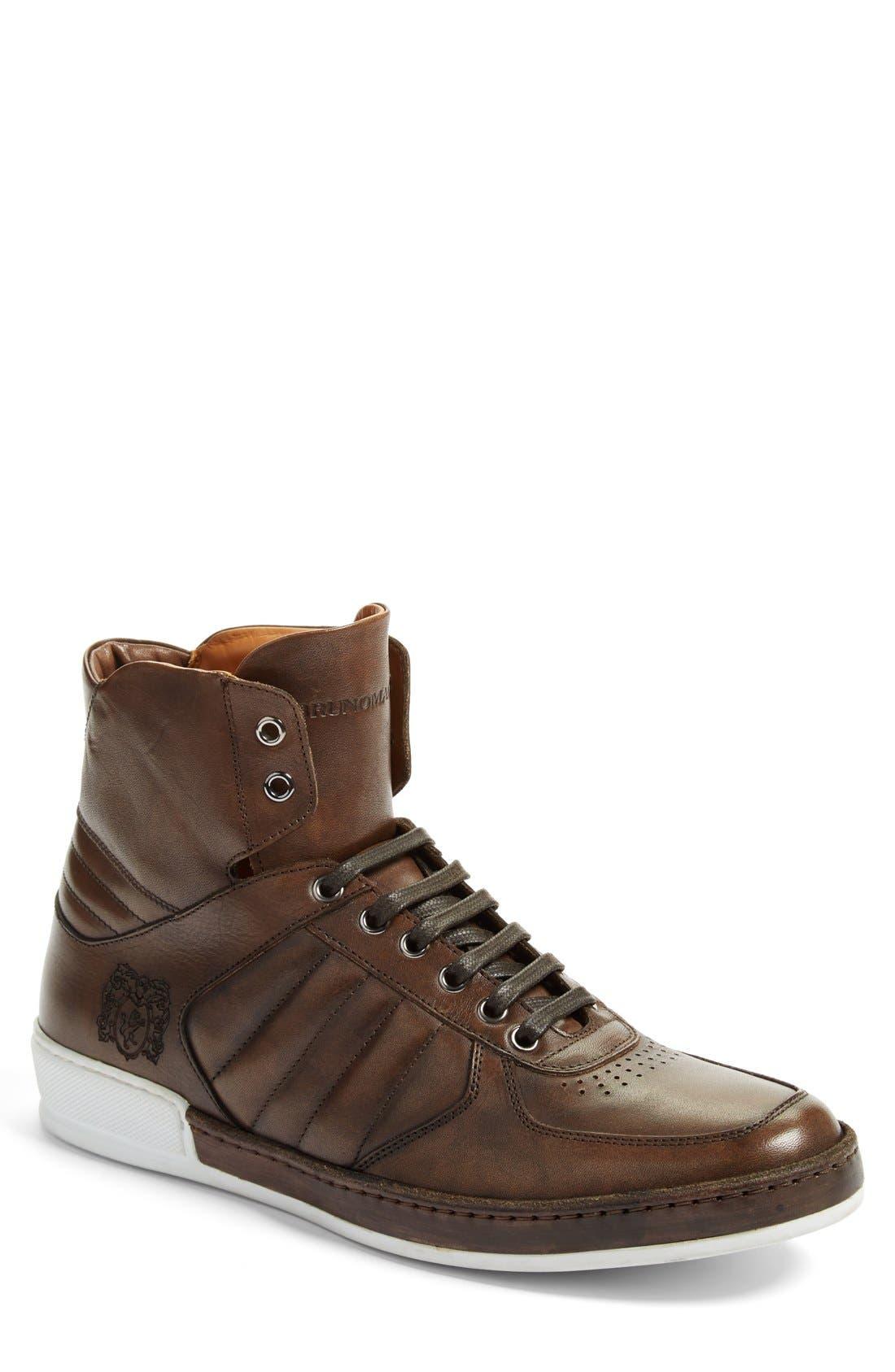 BRUNO MAGLI 'Siro' High Top Sneaker