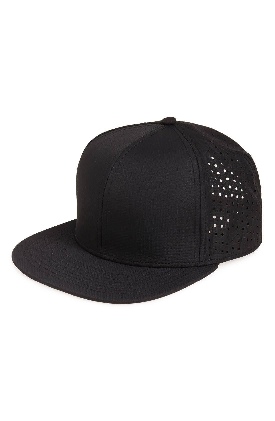 Alternate Image 1 Selected - Topman 'Tech' Snapback Cap