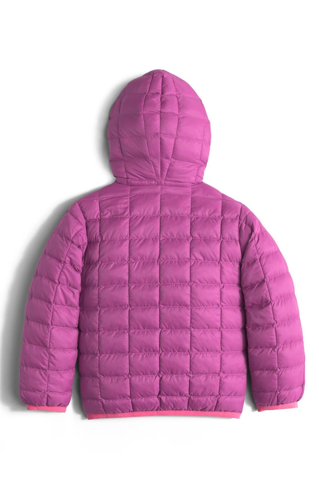 Alternate Image 4  - The North Face 'ThermoBall™' PrimaLoft® Hooded Jacket (Toddler Girls & Little Girls)