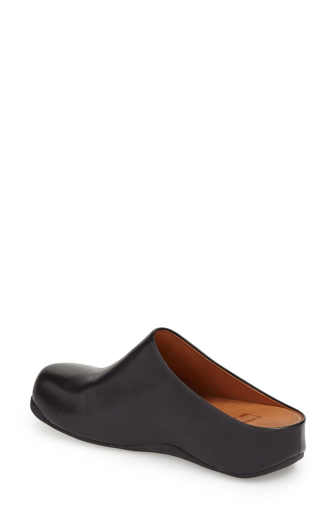 Alternate Image 2  - FitFlop 'Shuv™' Leather Clog