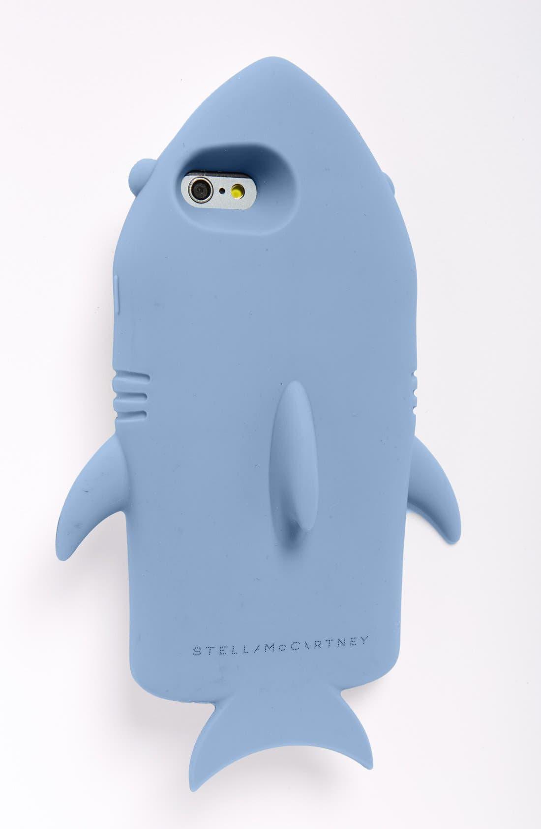 Alternate Image 2  - Stella McCartney Shark iPhone 6/6s Case