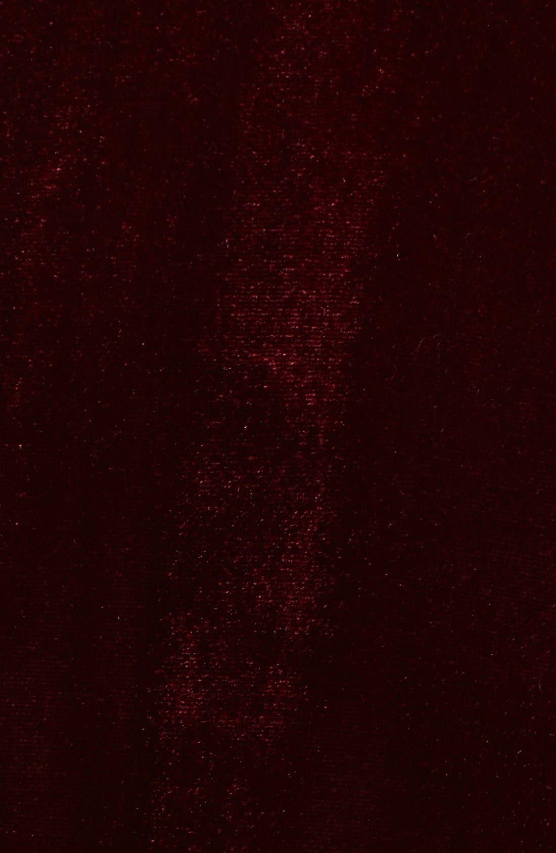 Alternate Image 5  - Halogen® Velvet Blazer (Regular & Petite)