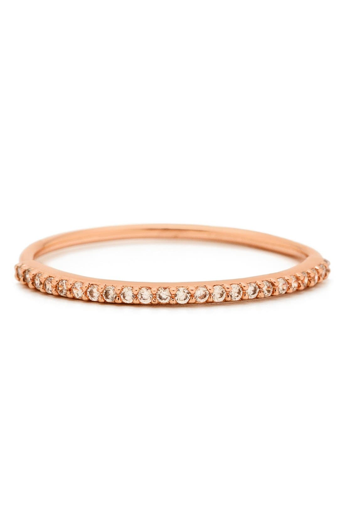 gorjana 'Shimmer' Cubic Zirconia Bangle