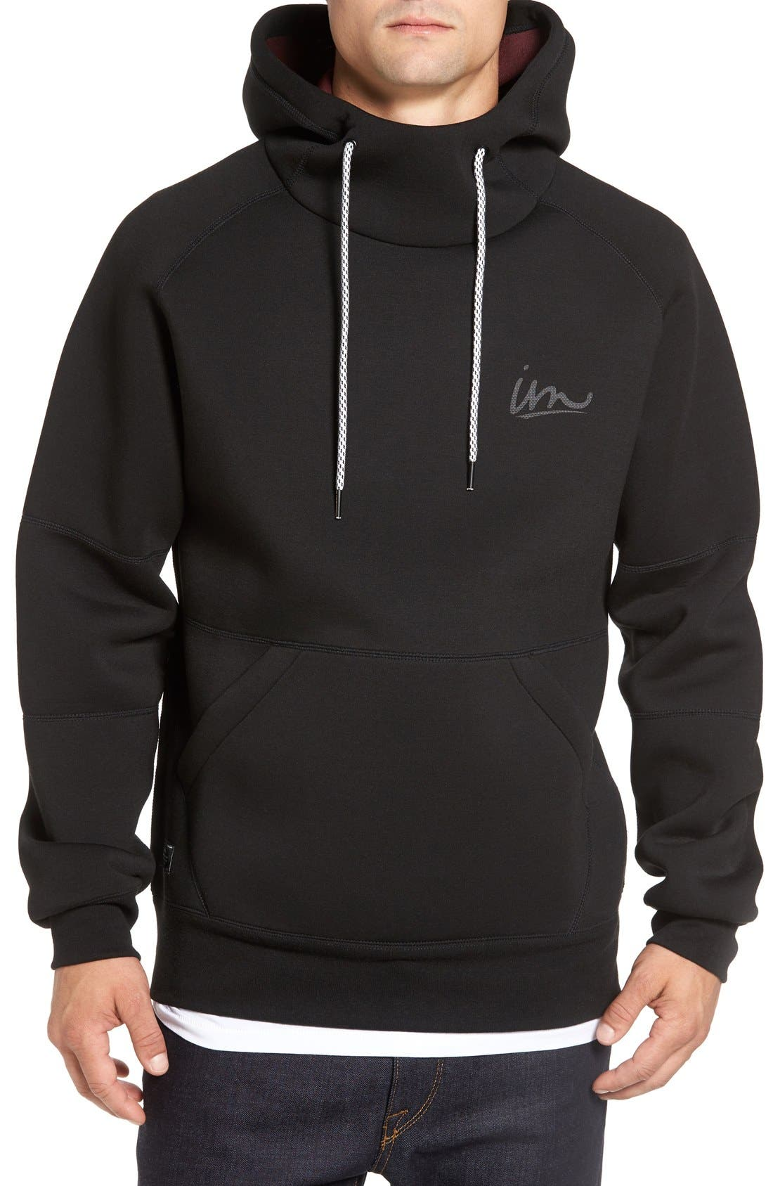 Imperial Motion 'Filament' Bonded Fleece Hoodie