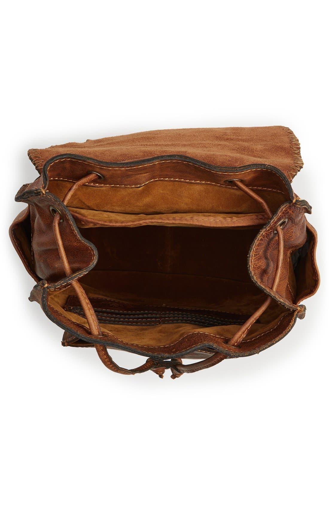 Alternate Image 4  - Patricia Nash 'Jovanna' Tassel Studded Leather Backpack