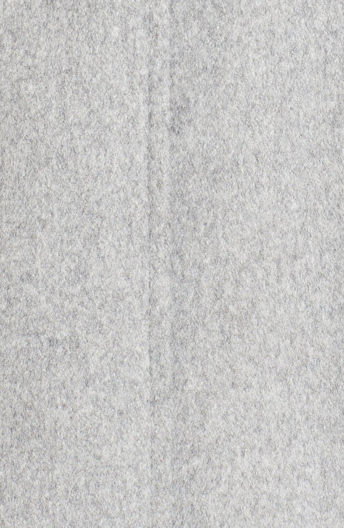 Alternate Image 5  - Halogen® Snap Front Hooded Cape