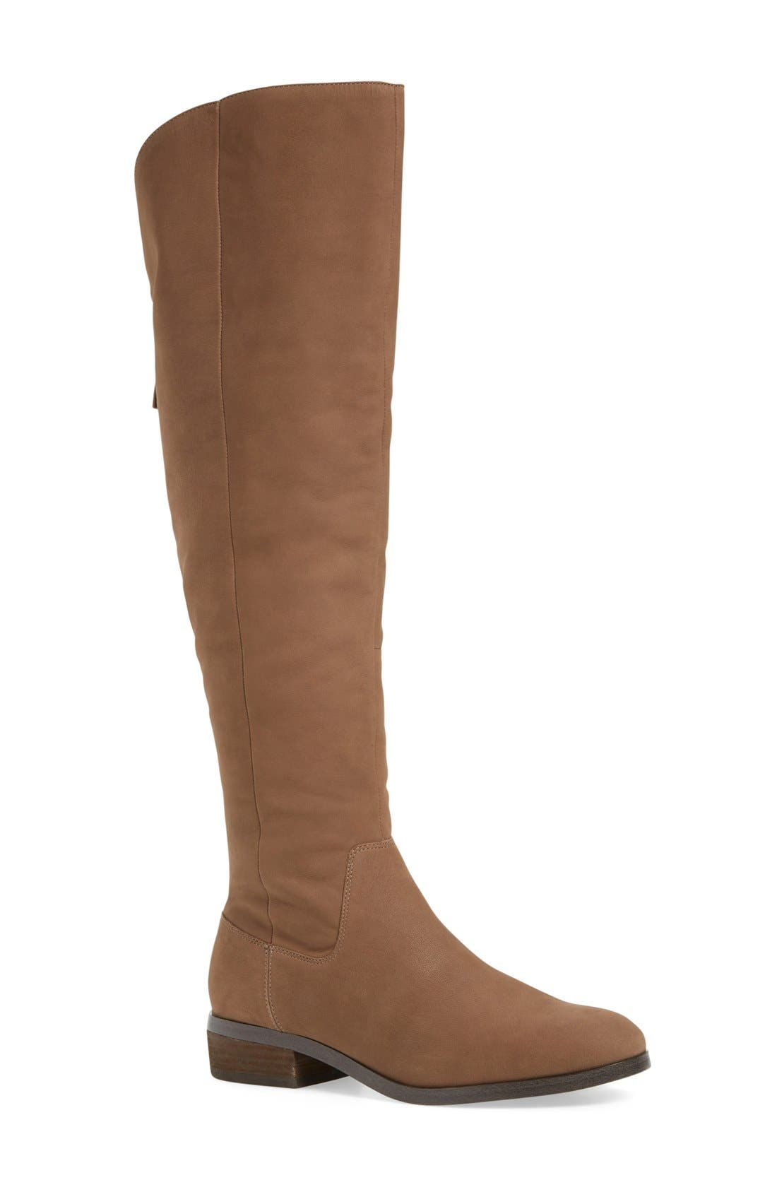Main Image - Sole Society 'Andie' Over the Knee Boot (Women)