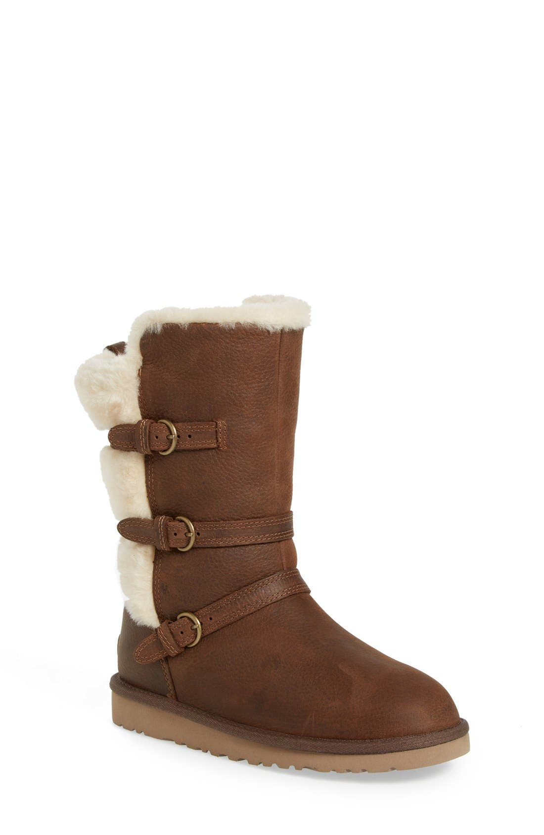 Main Image - UGG® Glasgow Water Resistant Boot (Toddler, Little Kid & Big Kid)