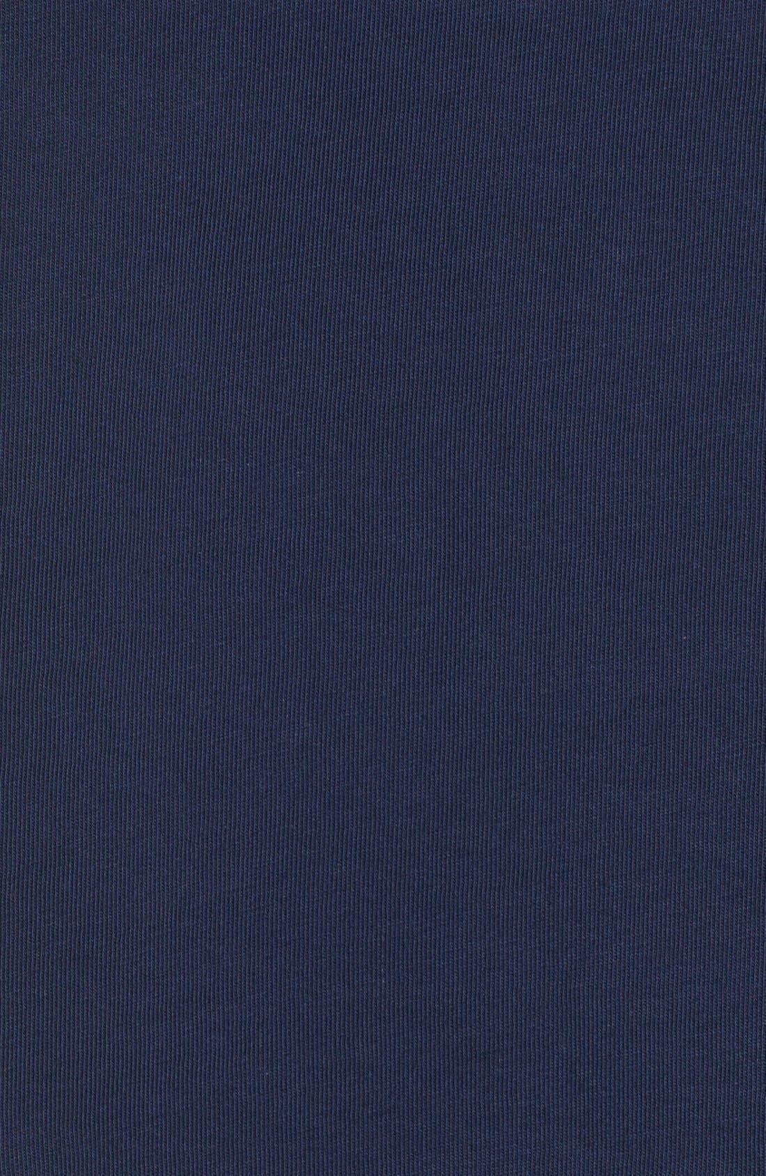 Alternate Image 5  - adidas Originals 'BG' Crop Cotton Tee