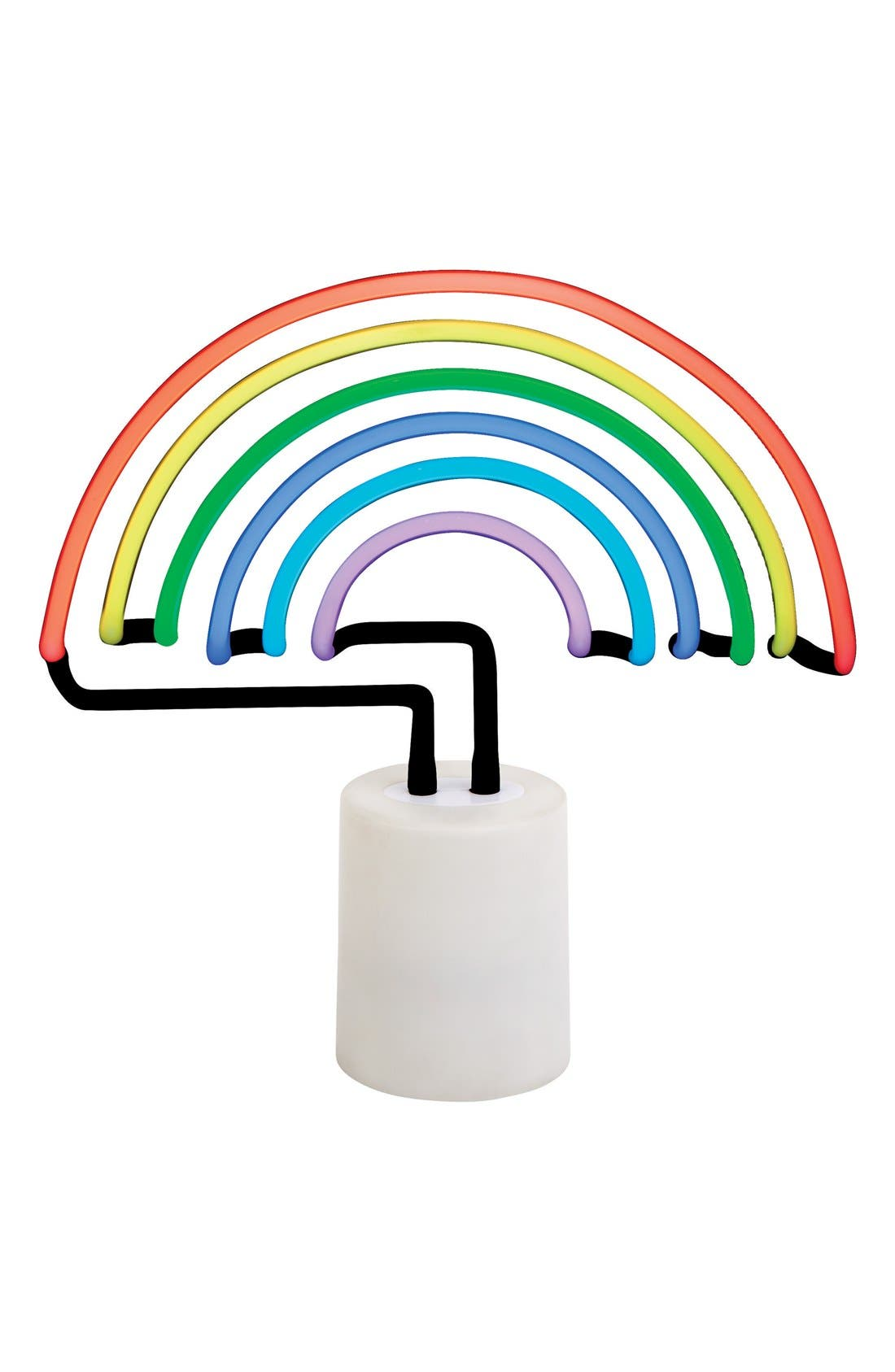 Alternate Image 2  - Sunnylife Rainbow Neon Light