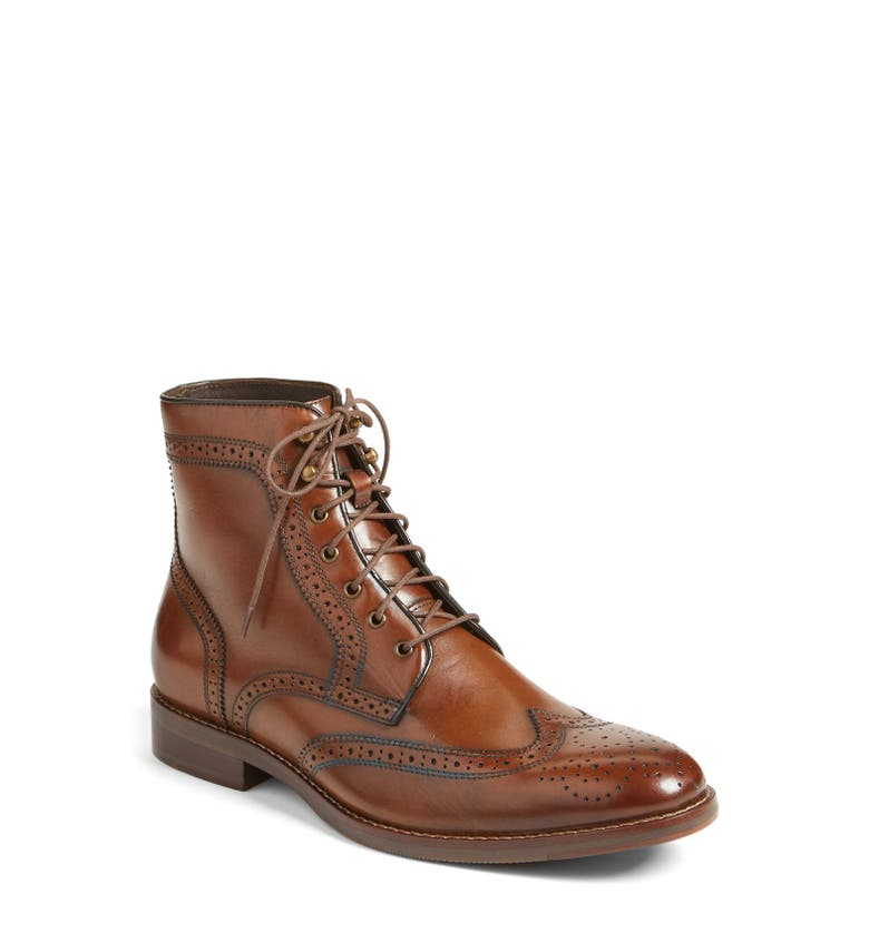 J Amp M 1850 Meritt Wingtip Boot Men Earlydue Com