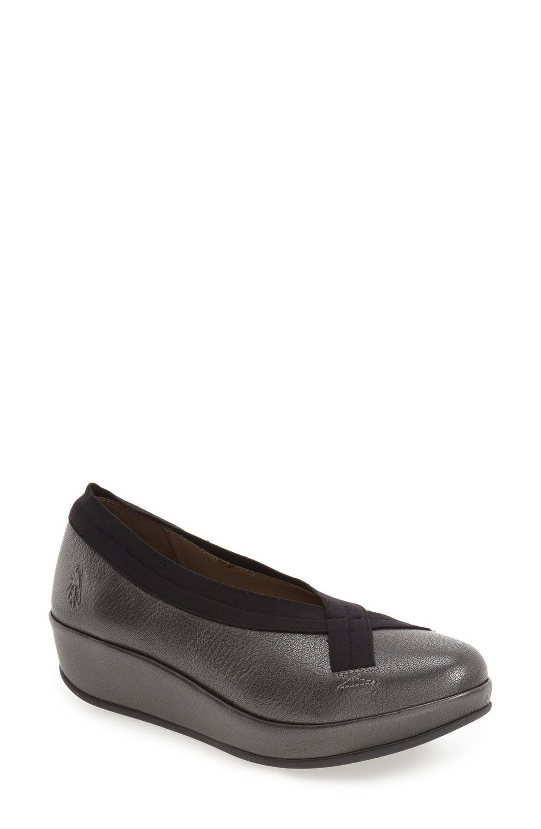 FLY LONDON 'Bobi' Wedge Flat