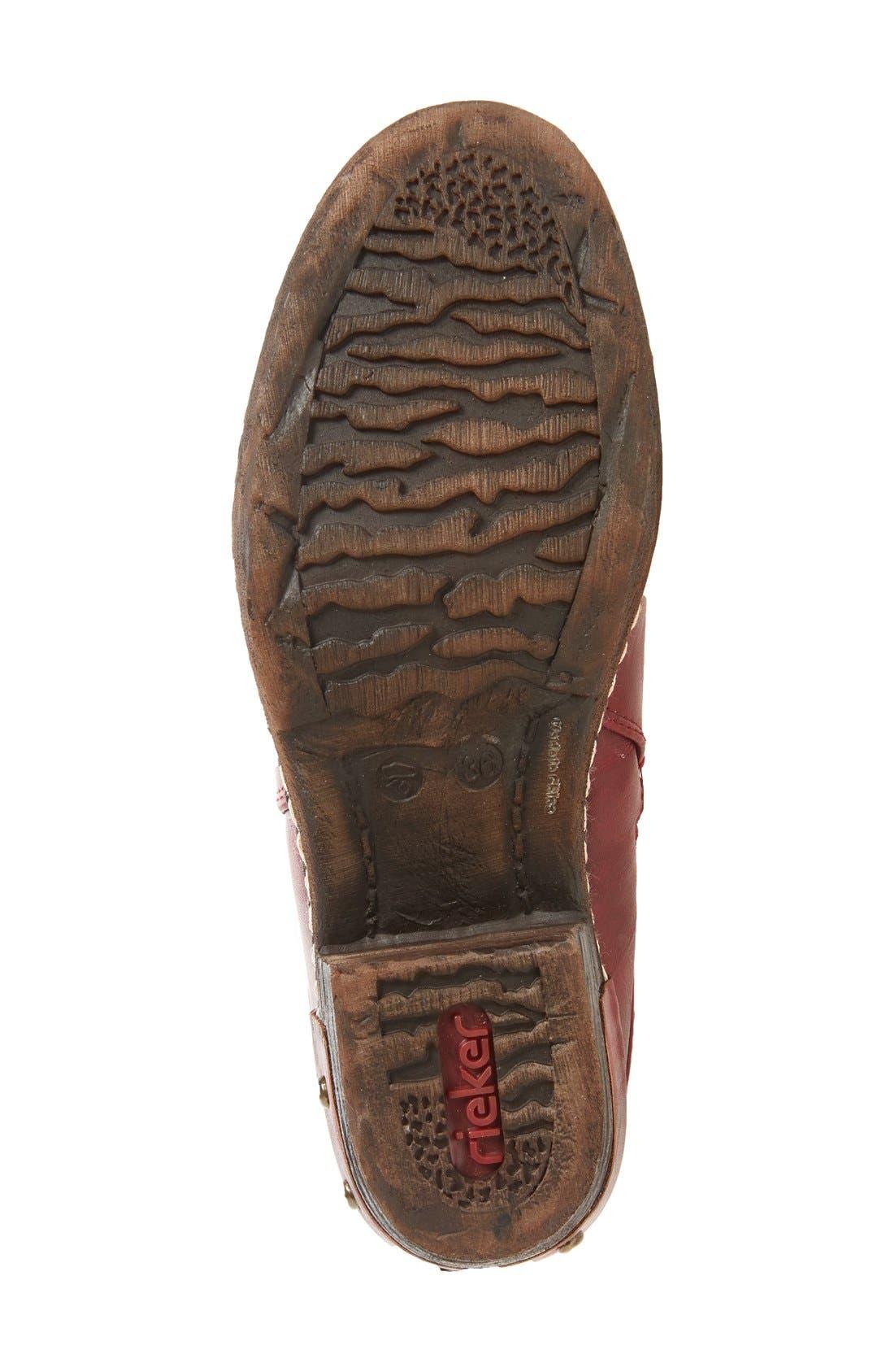 Alternate Image 4  - Rieker Antistress 'Bernadette 55' Slightly Slouchy All Weather Boot (Women)