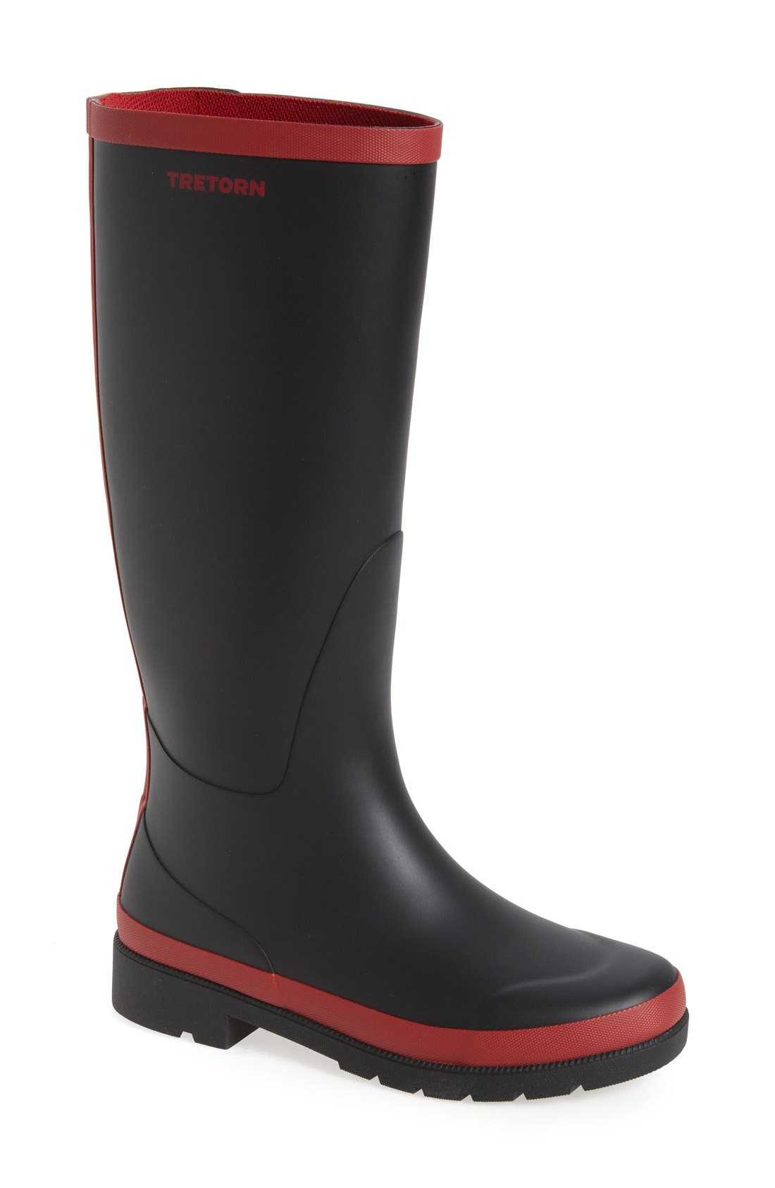 New Tretorn Skerry Spritz Vinter Rain Boot Women In Green (start Of Color List Olive) | Lyst