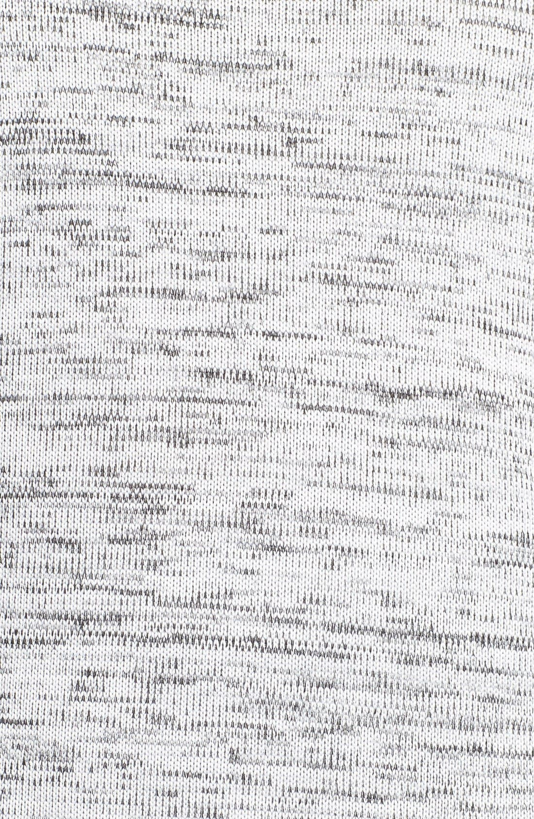 Alternate Image 5  - Zella 'Heartwarmed' Cowl Neck Pullover