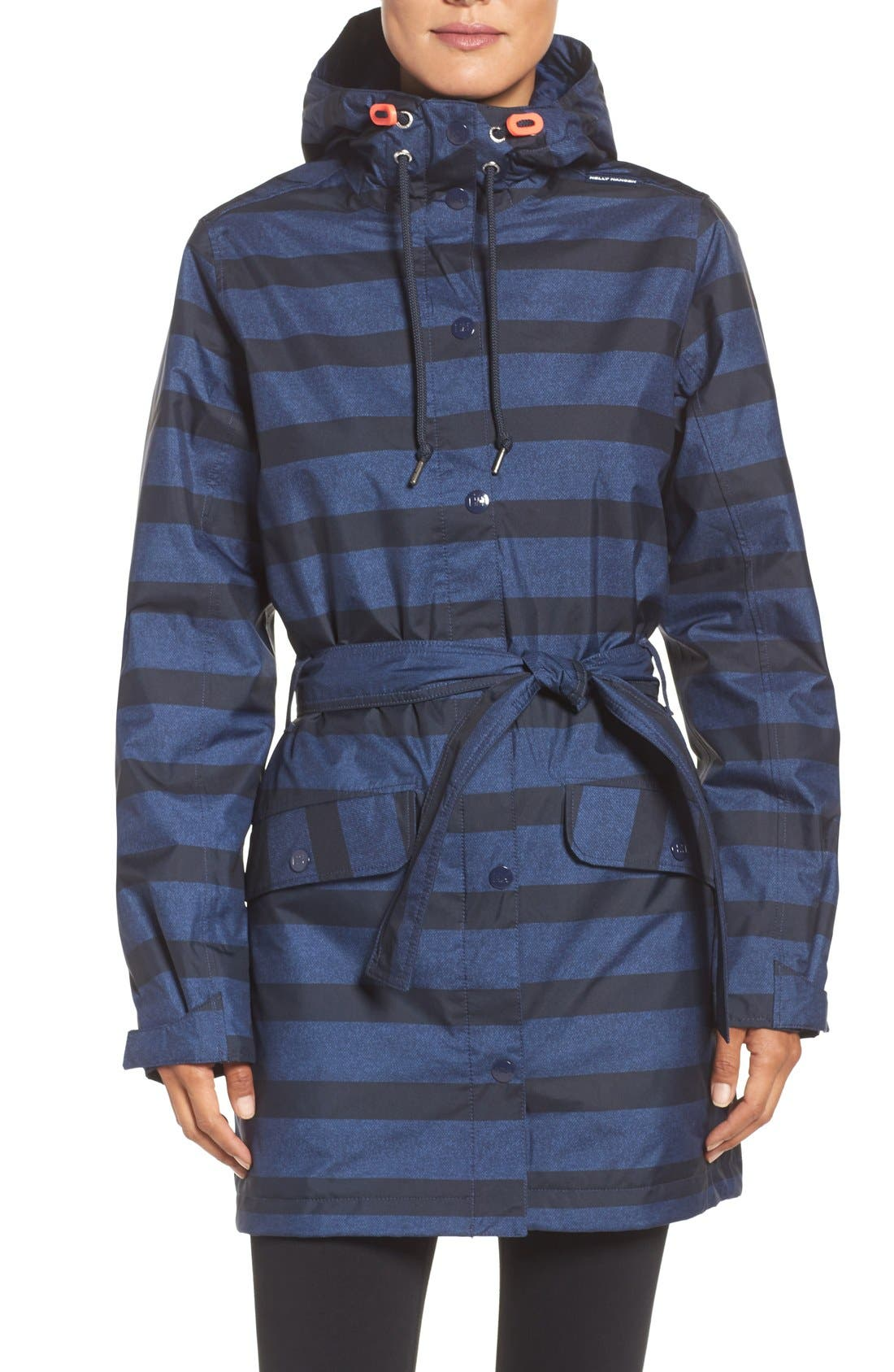 Alternate Image 1 Selected - HellyHansen 'Lyness' Insulated Waterproof Coat