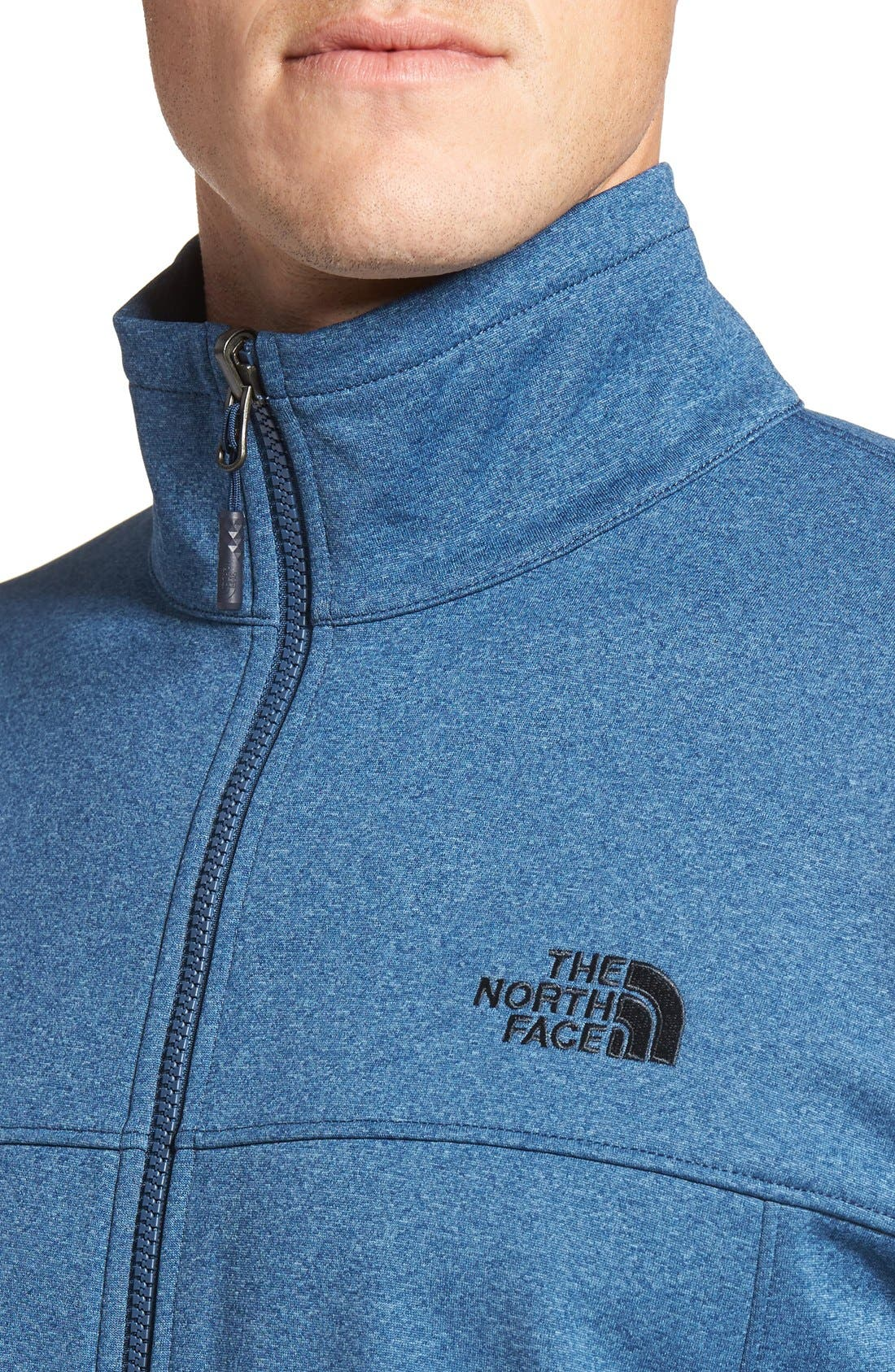 Alternate Image 4  - The North Face 'Canyonwall' Fleece Jacket
