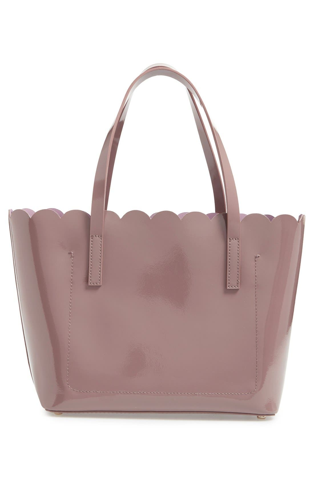 Alternate Image 2  - kate spade new york 'lily avenue patent - small carrigan' leather tote