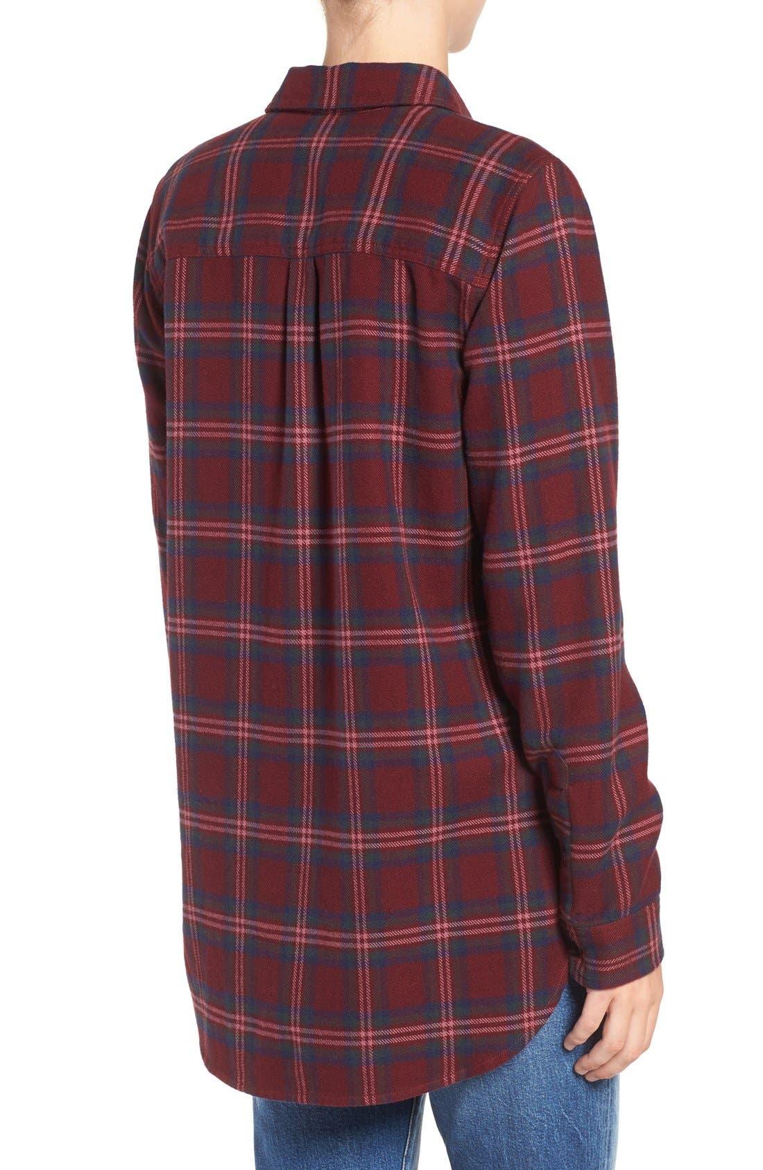 Alternate Image 2  - Madewell Shrunken Boyfriend Shirt