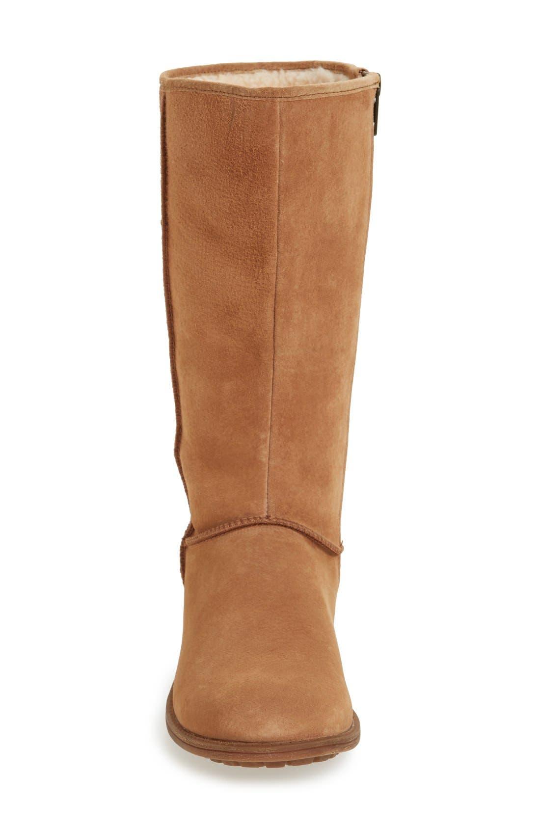 Alternate Image 2  - UGG® Linford Boot (Women) (Wide Calf)