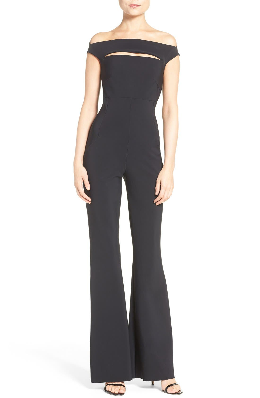 Alternate Image 1 Selected - Chiara Boni La Petite Robe Rebecca Jumpsuit