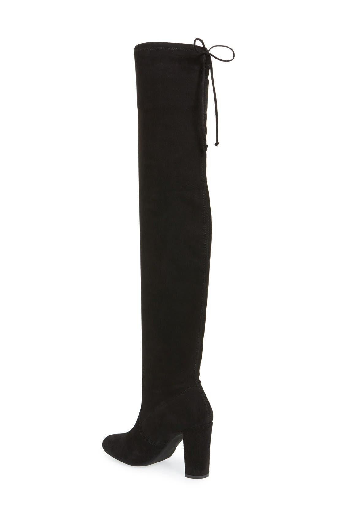 Alternate Image 2  - Dune London Sibyl Over the Knee Boot (Women)