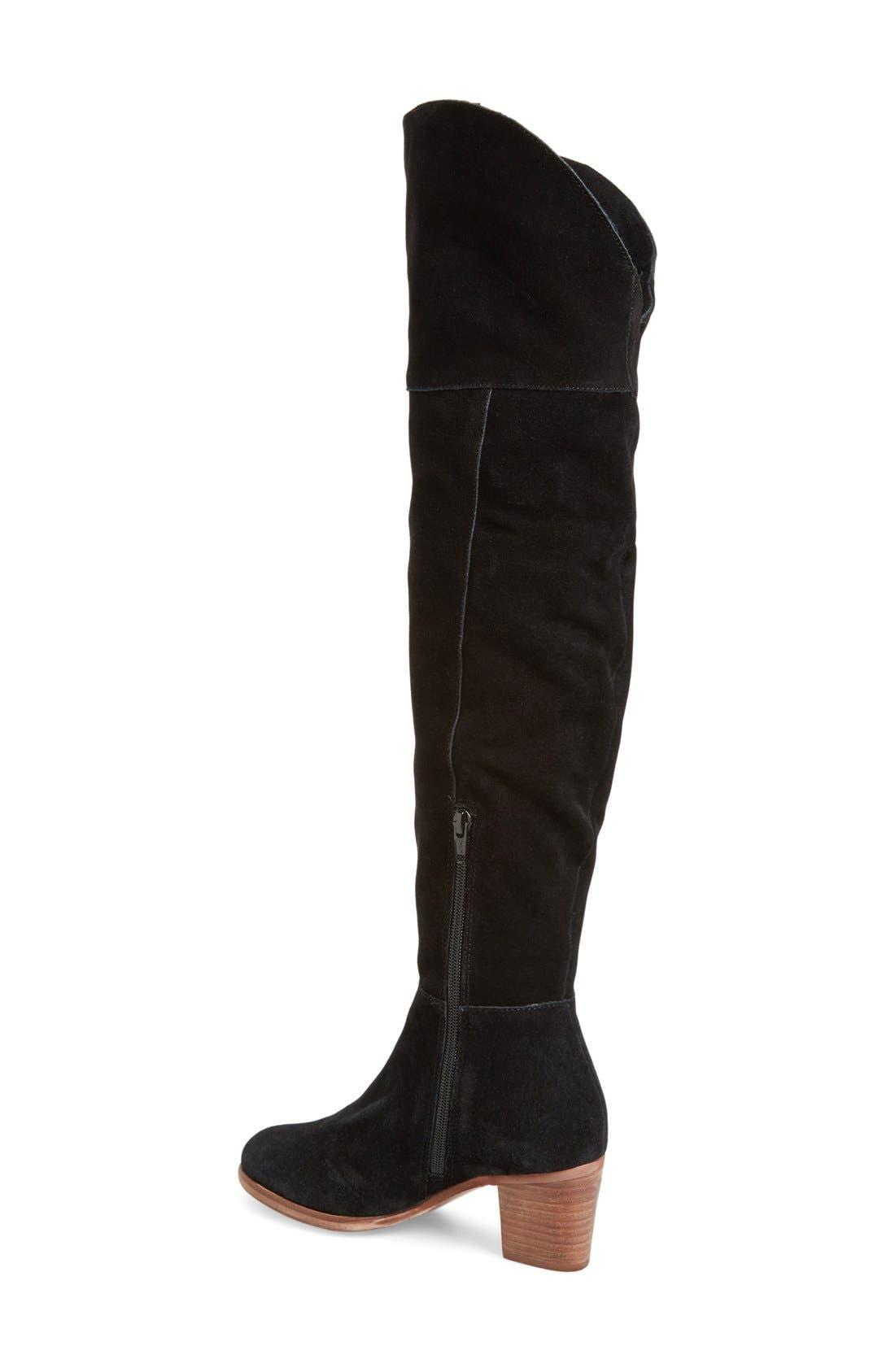 Alternate Image 2  - Matisse Muse Tall Boot (Women) (Narrow Calf)