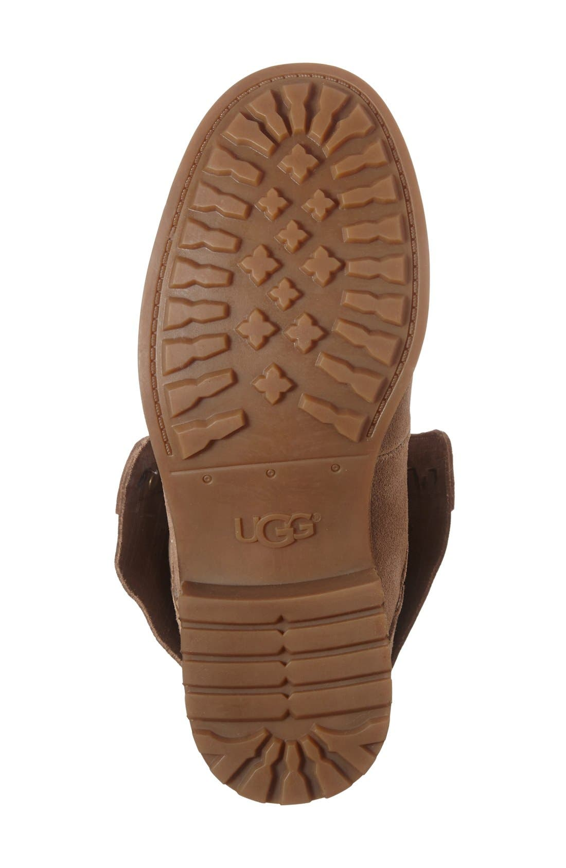 Alternate Image 4  - UGG® Gradin Water Resistant Boot (Women)