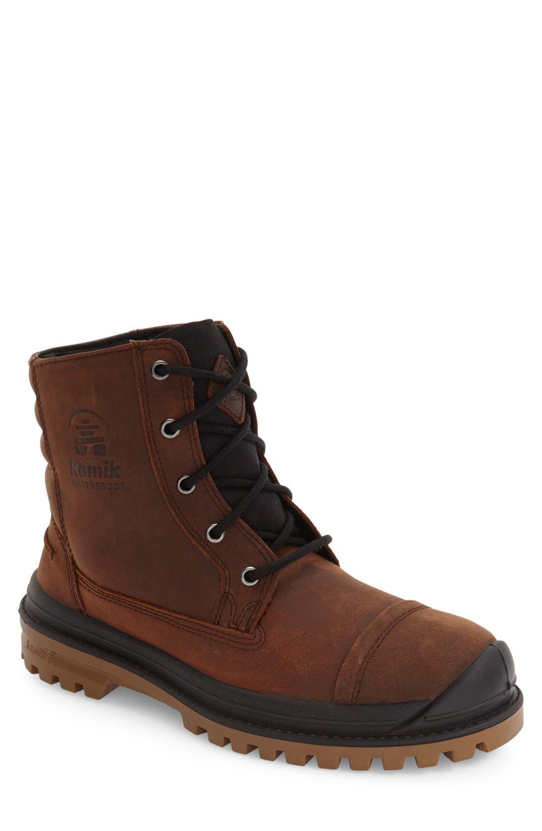 Kamik Griffon Waterproof Boot (Men)