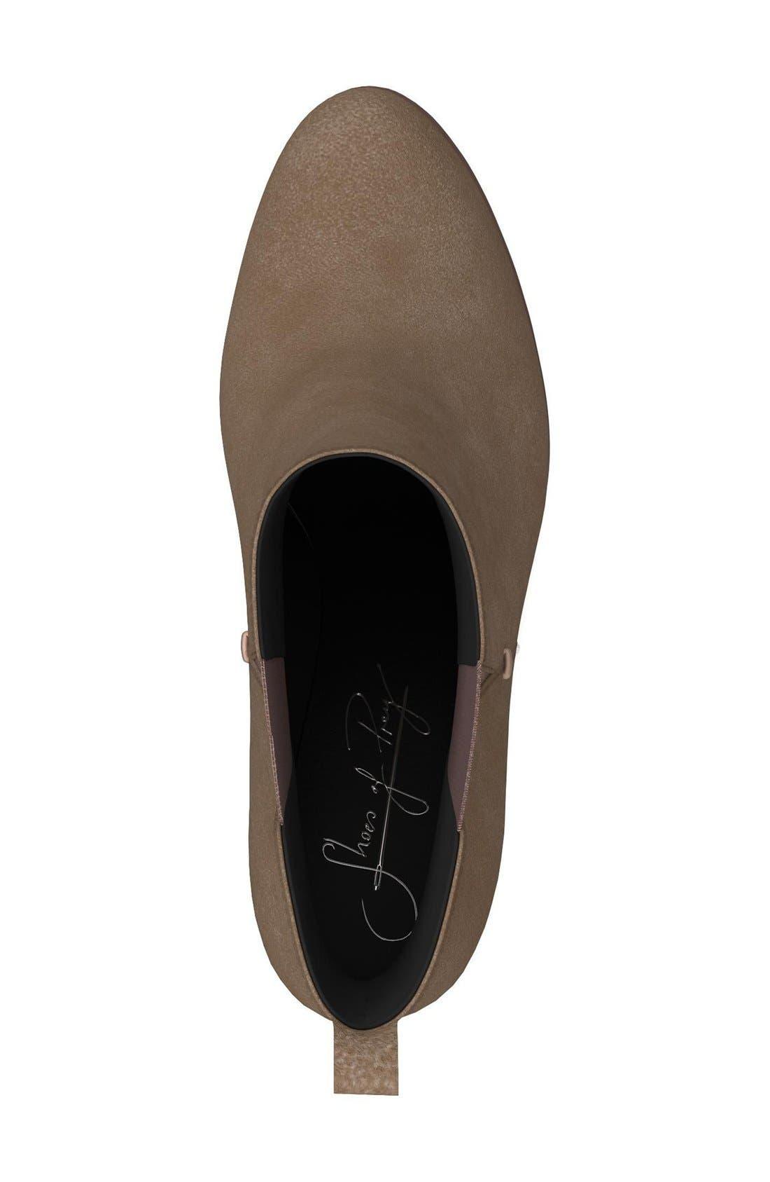 Alternate Image 5  - Shoes of Prey Block Heel Chelsea Boot (Women)