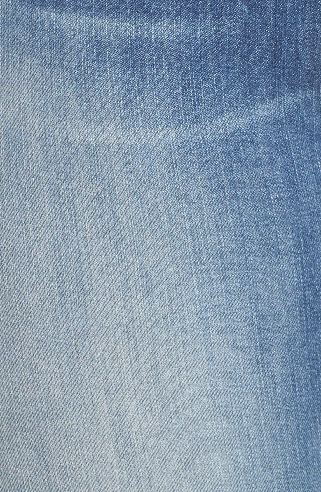 Alternate Image 7  - Good American Good Legs High Rise Crop Skinny Jeans