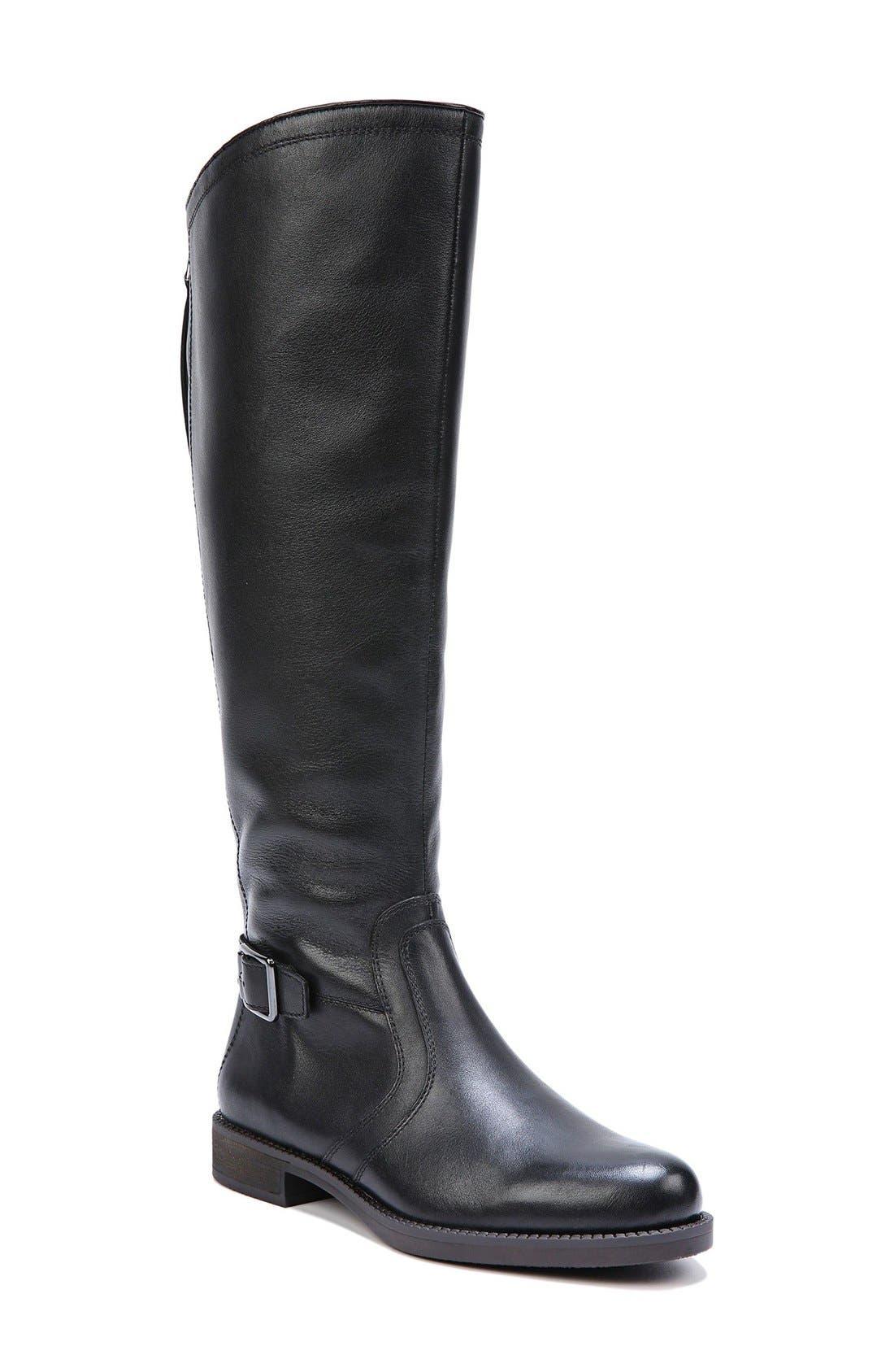 Alternate Image 1 Selected - SARTO by Franco Sarto Carlana Riding Boot (Women) (Wide Calf)