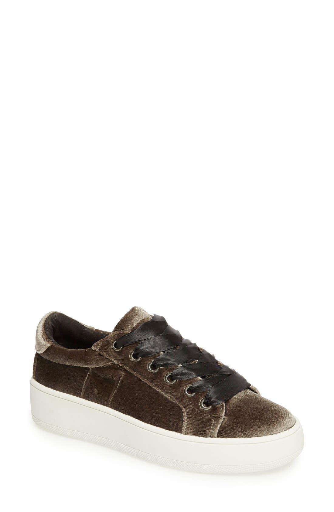 STEVE MADDEN Bertie-V Platform Sneaker