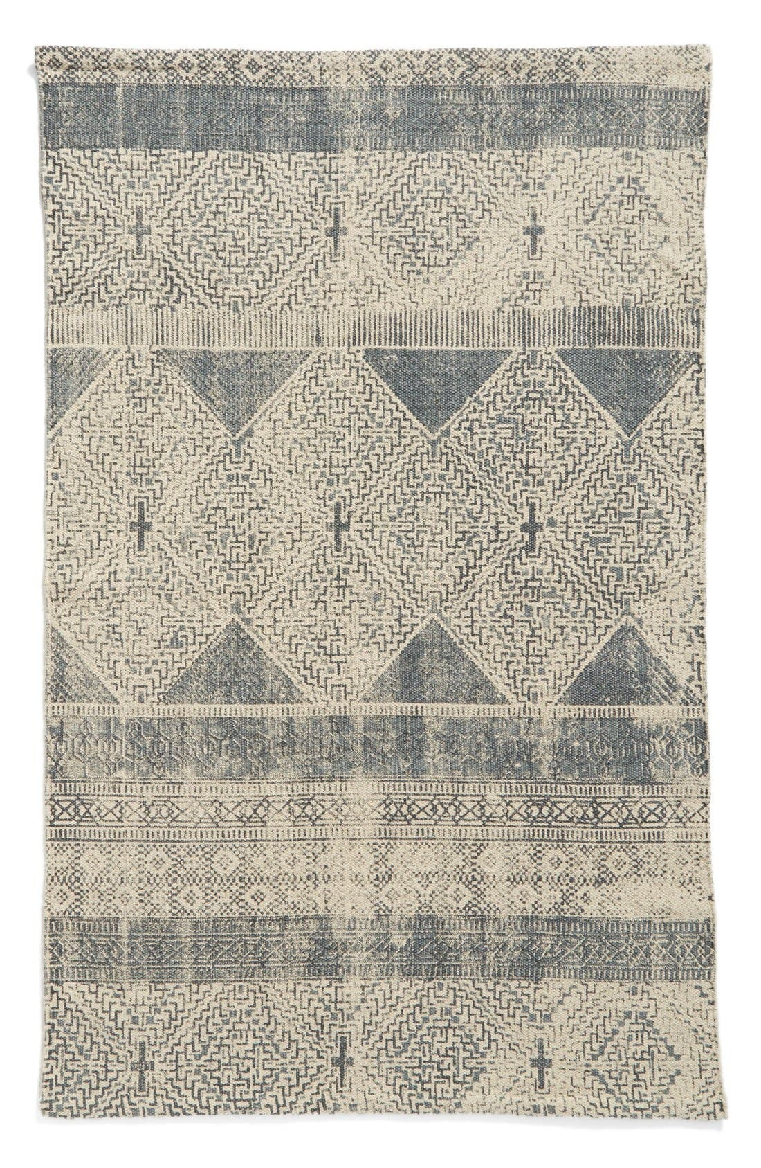 Alternate Image 1 Selected - Loloi Makenna Handwoven Scatter Rug