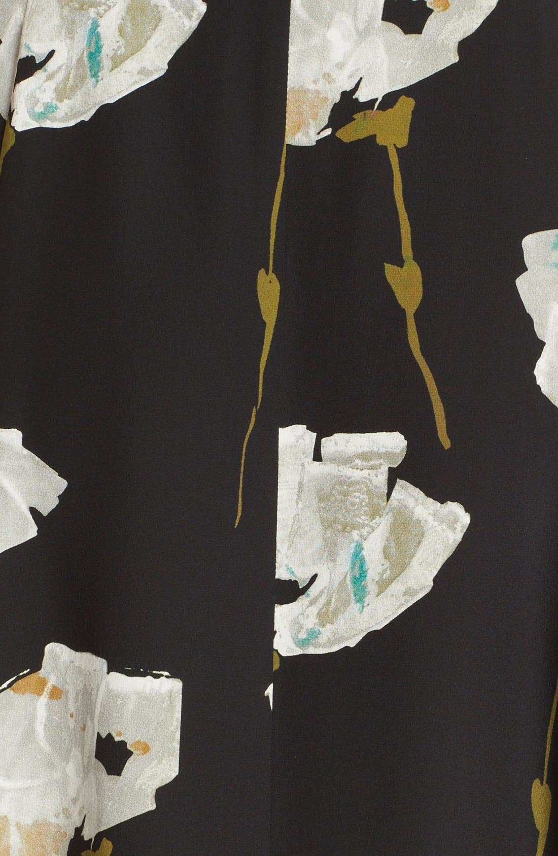 Alternate Image 3  - Lafayette 148 New York Carissa Floral Print Skirt