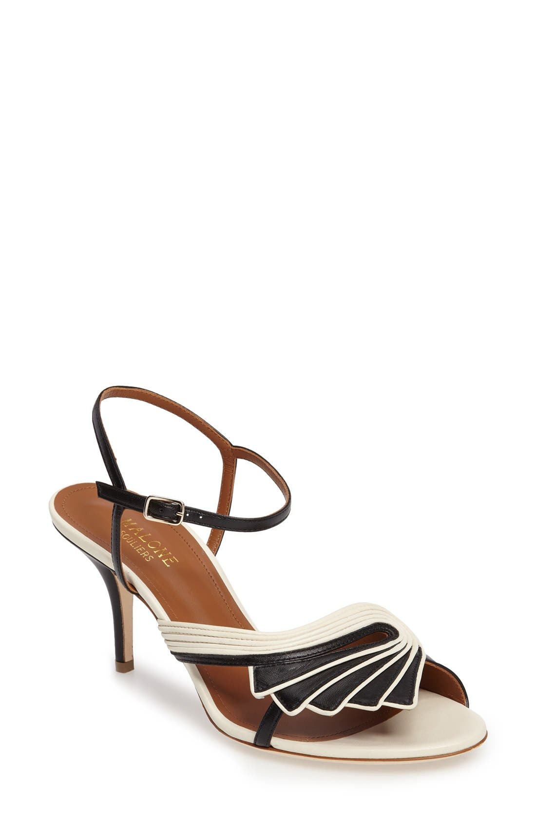 MALONE SOULIERS Ankle Strap Sandal