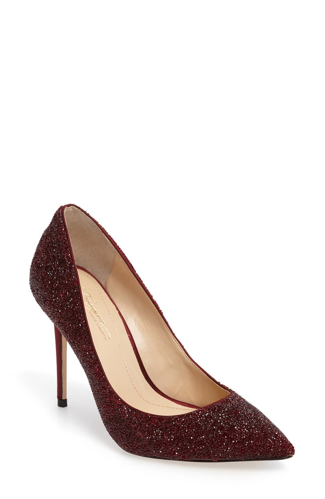 Imagine by Vince Camuto 'Olson' Crystal Embellished Pump (Women)