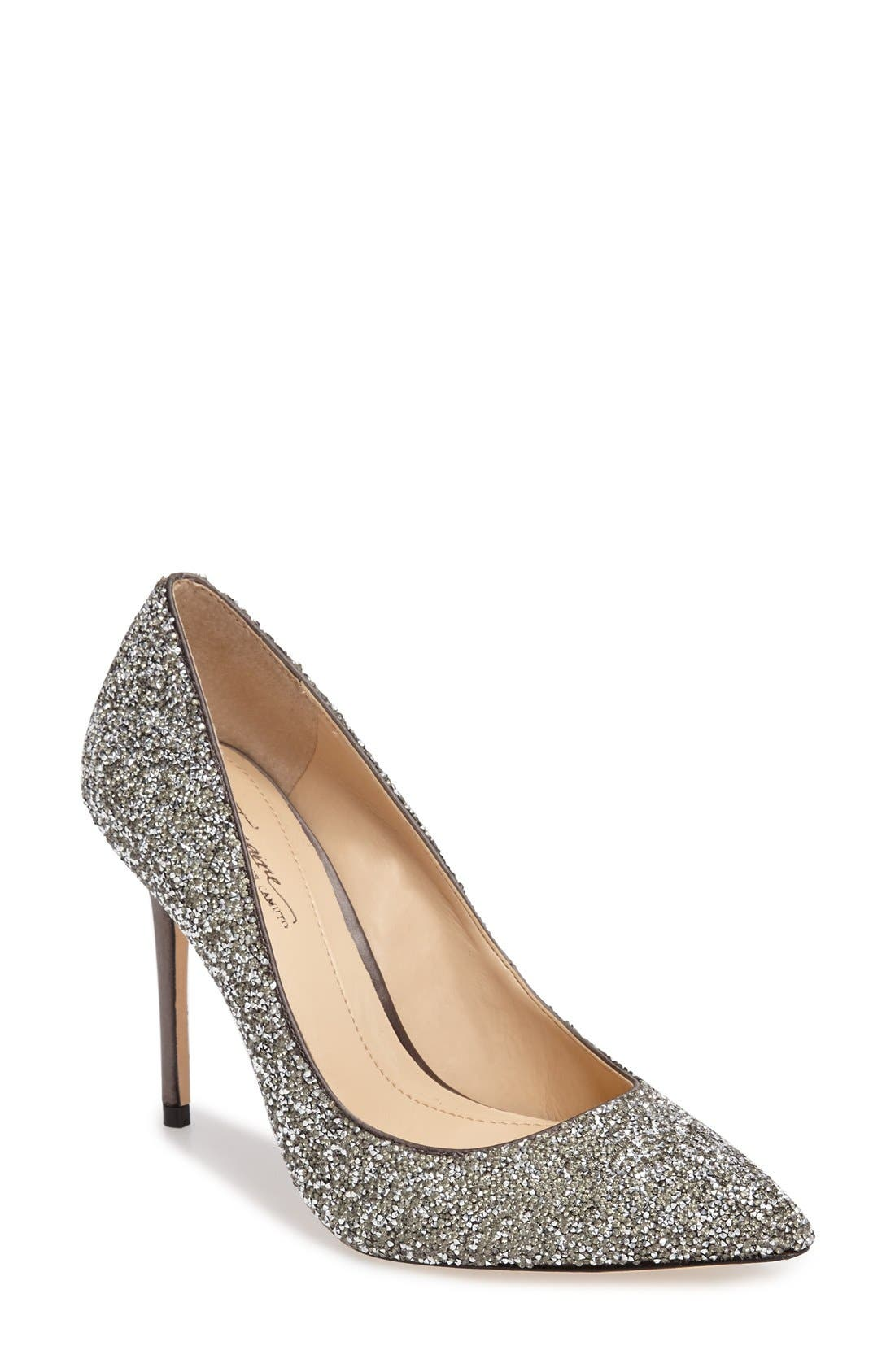 Alternate Image 1 Selected - Imagine by Vince Camuto 'Olson' Crystal Embellished Pump (Women)