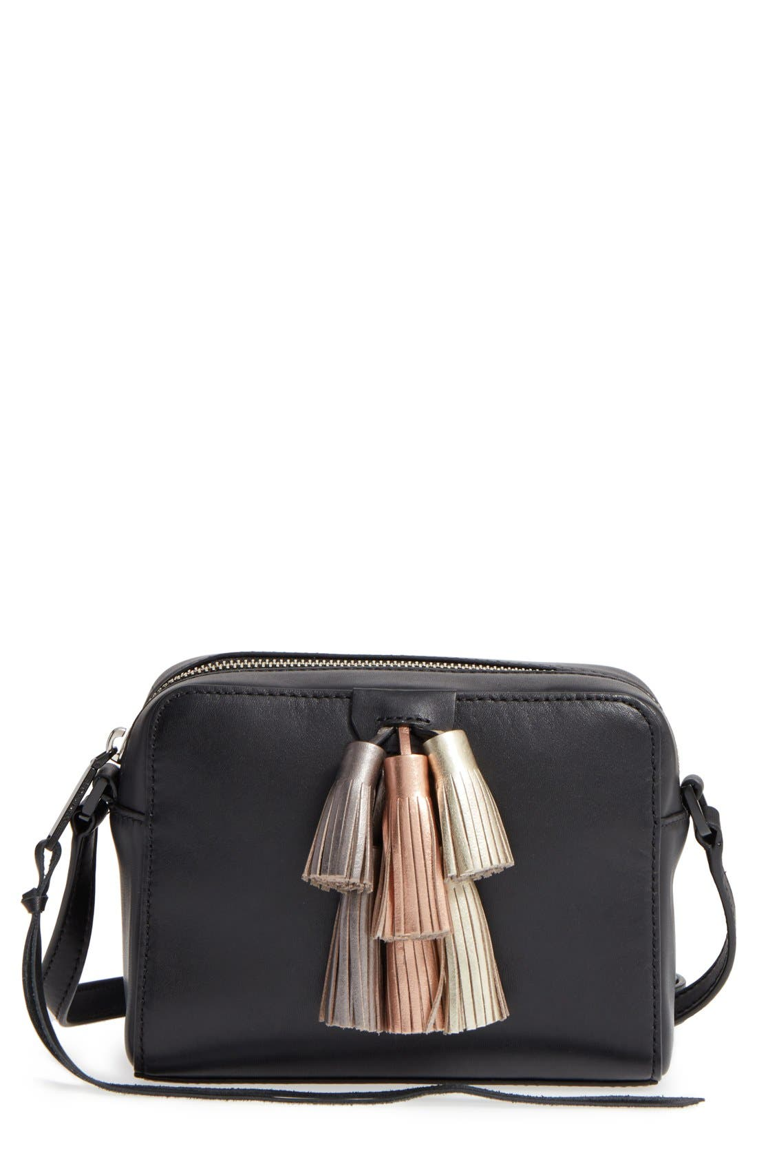 Alternate Image 1 Selected - Rebecca Minkoff 'Mini Sofia' Crossbody Bag