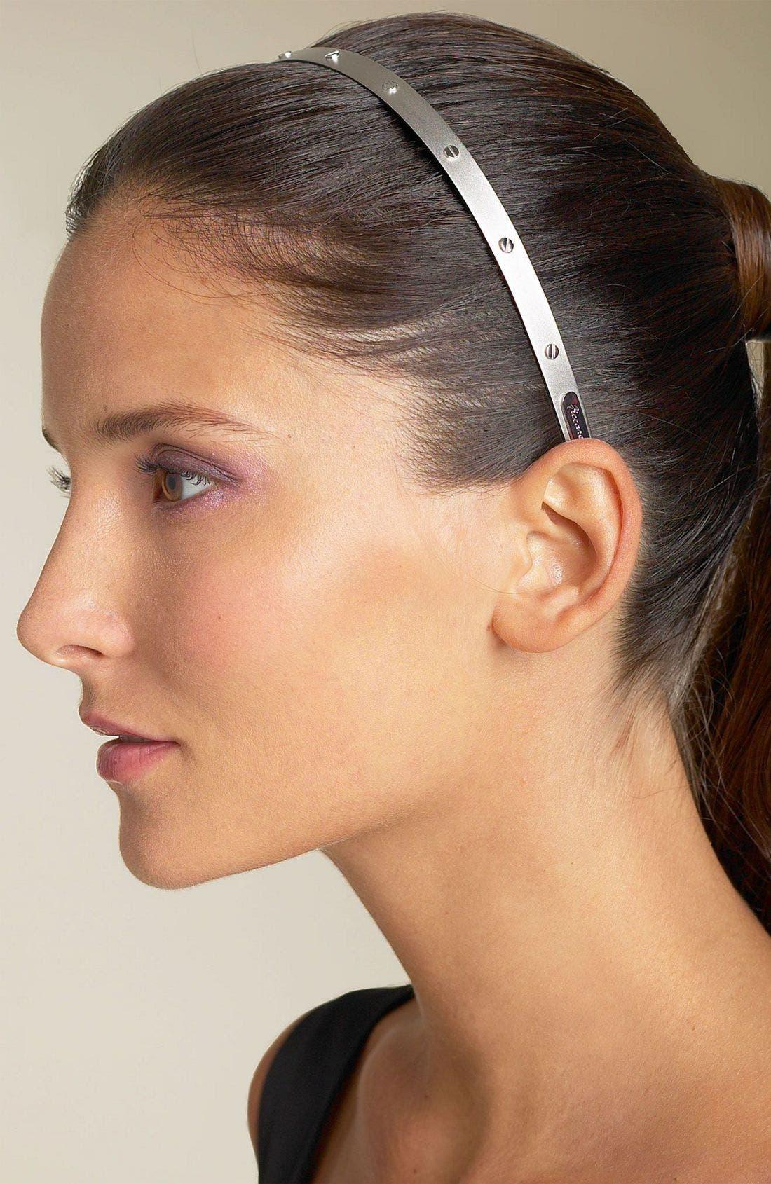 Alternate Image 1 Selected - Ficcare Studded Metal Headband