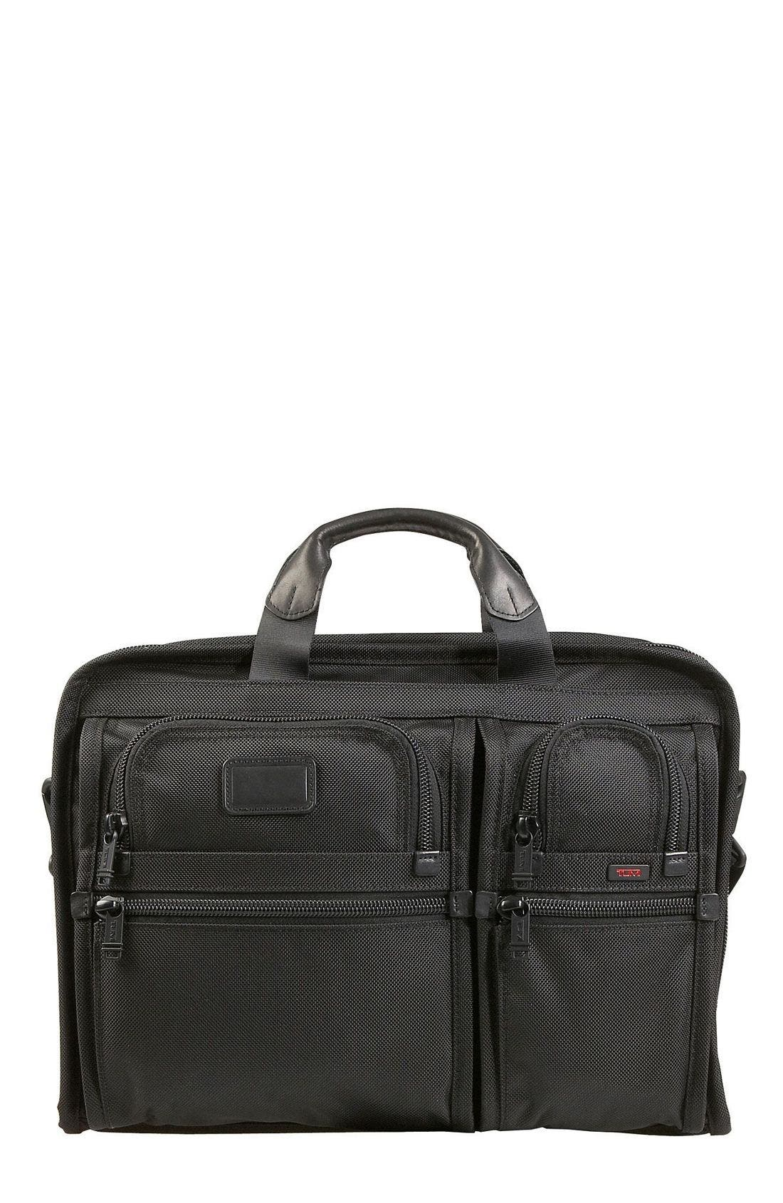 Main Image - Tumi 'Alpha' Compact Large Screen Computer Briefcase