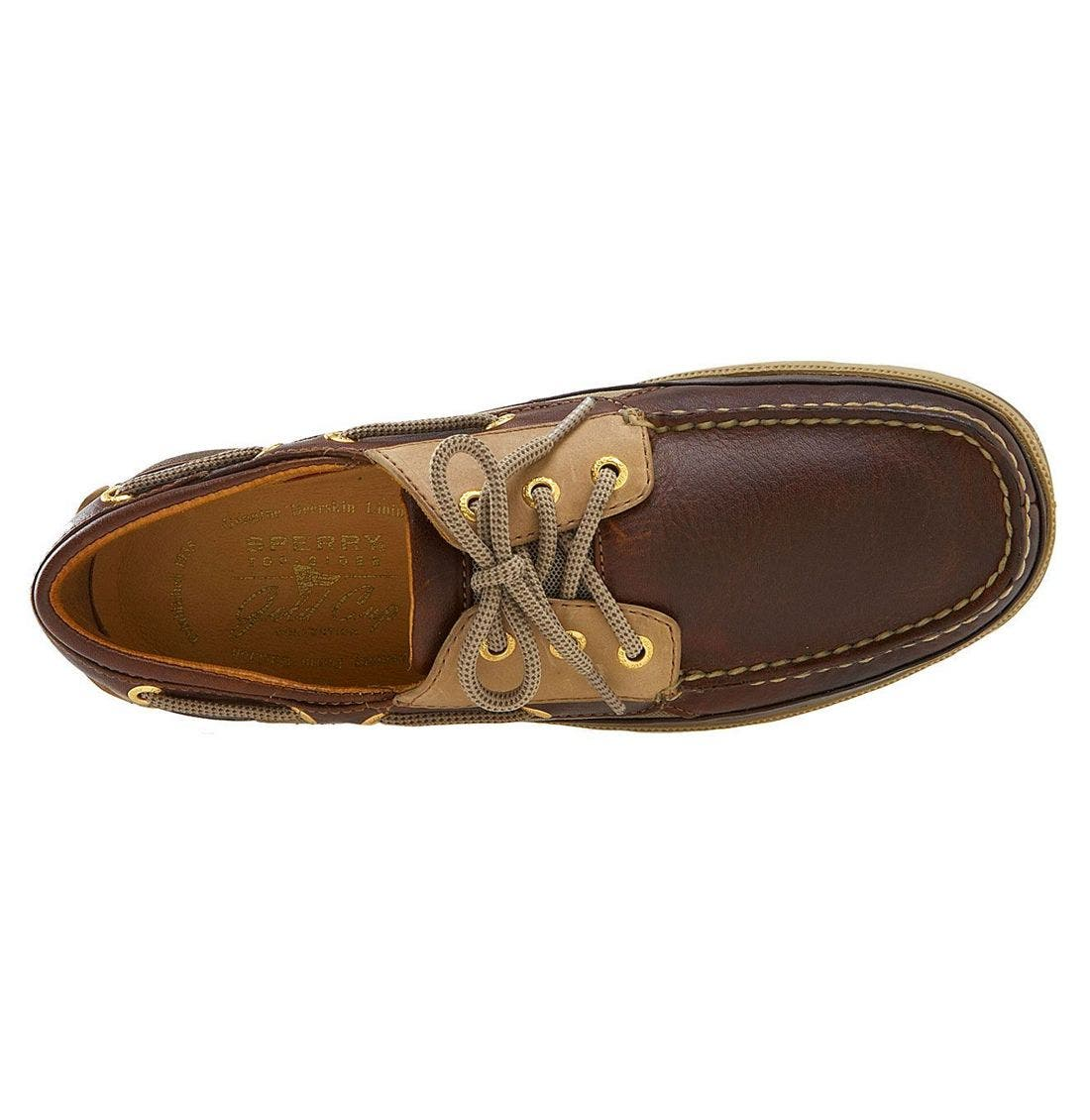 Alternate Image 3  - Sperry 'Gold Billfish 3-Eye' Boat Shoe