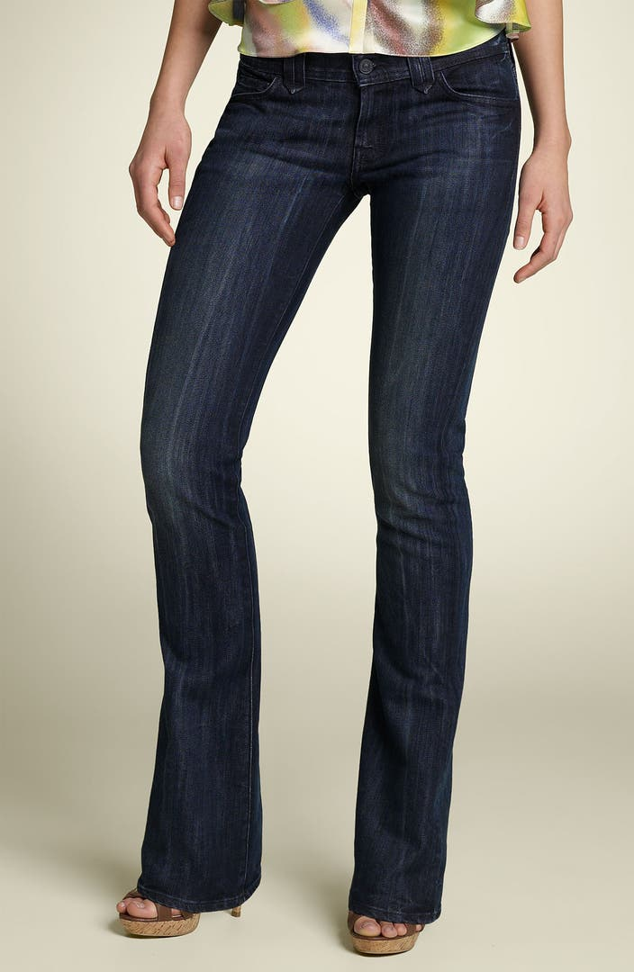 7 For All Mankind® 'Rocker' Bootcut Stretch Jeans (Soho)   Nordstrom