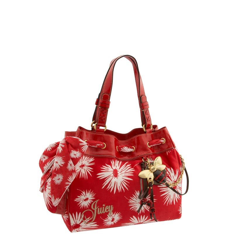 Juicy Couture 39 Daisy Print Daydreamer 39 Tote Nordstrom