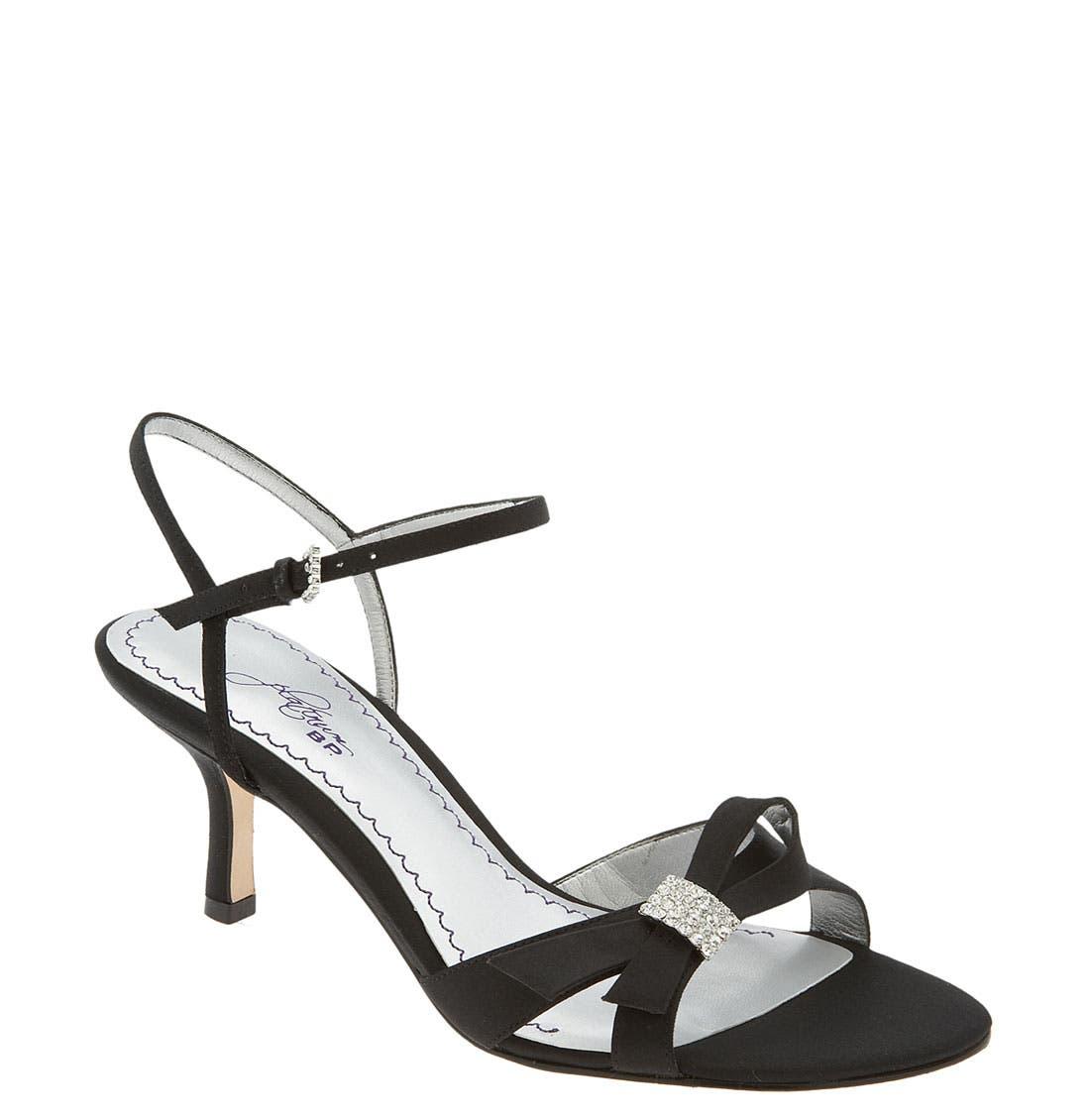 Main Image - BP. Platinum 'Larissa' Sandal