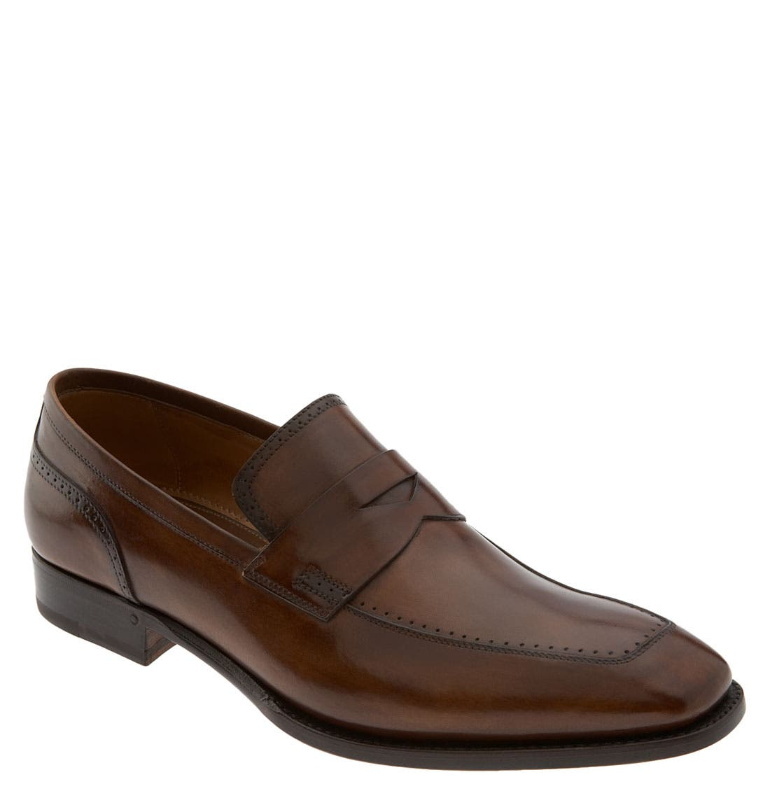 Alternate Image 1 Selected - Sassetti 'Trapani' Penny Loafer